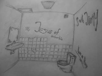 Jesus of Suburbia by PrinceAbyss