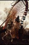 Ferris wheel by Kaalii