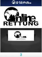 Logo - OnlineRettung by 3ric-Design