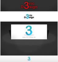 Logo - 3ric-Design 1 by 3ric-Design
