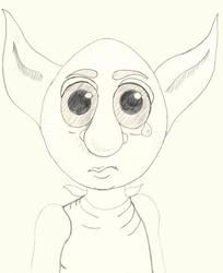 Winky Sketch Pencil by stacieyates