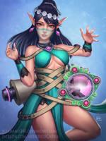 Ying - Paladins by Sciamano240