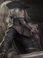 Lady Maria - Bloodborne by Sciamano240