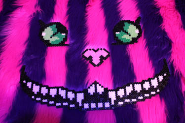 Cheshire Cat with Fur by Tony009