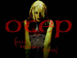 OTEP BLACK by MaGGoTXXX