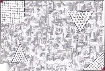 Maze 8- Back to basics by Nebagram