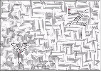Maze 18- back to basics by Nebagram