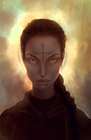 Priestess by ellrano
