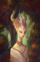 Princess by ellrano