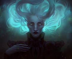 Crystal tears by ellrano