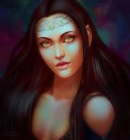 Sylvia by ellrano