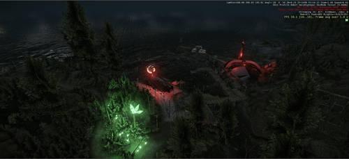 Tiberium Background by BioCloneX