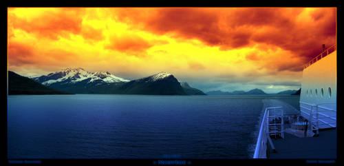 Norvege by Niluge-KiWi