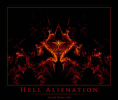 Hell Alienation by Niluge-KiWi