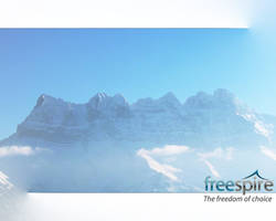 Freespire White Mountain 1 by Niluge-KiWi