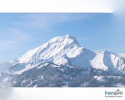 Freespire White Mountain 2bis by Niluge-KiWi