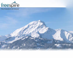 Freespire White Mountain 2-1 by Niluge-KiWi