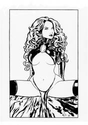 Goblin Queen. by BlackLabelArt
