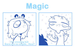 Magic by SmokyJack