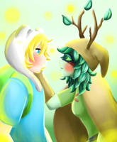 Finn And Huntress Wizard by Rayreid