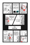 Undertale (testing) comic page 24 by Rayreid