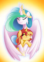Let the Sunshine in by Xain-Russell