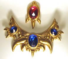 Disgaea 2 - Rozalin's Jewelry by Yiji