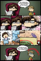 Sherlock's Secret by Yiji