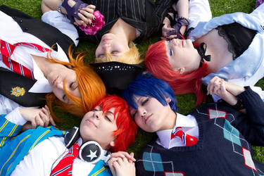 UtaPri: Colours of Our Music by Yiji