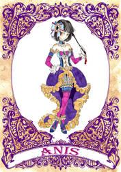 Glace de Parfum Anis by Yiji