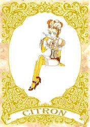 Glace de Parfum Citron by Yiji