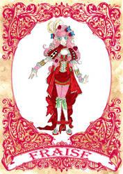 Glace de Parfum Fraise by Yiji