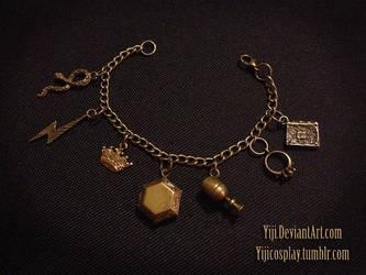 Harry Potter - Horcrux Charm Bracelet by Yiji