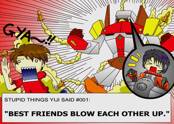 S.T.Y.S. N:001 by Yiji