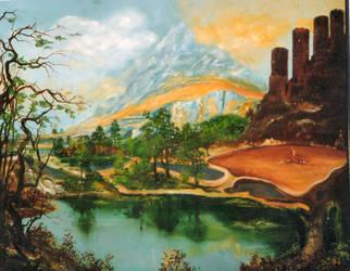 The canterbury Tales, by artofflay