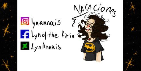 New social networks by LynAnnais