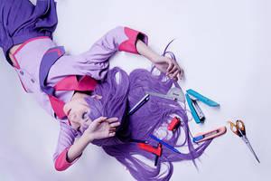 Bakemonogatari-Hitagi2 by kotanimomo