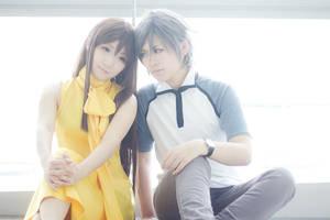 Rahxephon_Love by kotanimomo