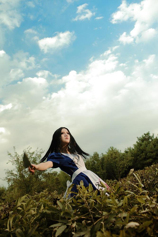 Alice Madness Returns by kotanimomo