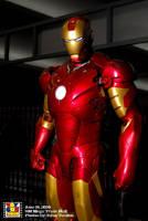 Iron Man by ryantuazon