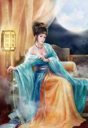PRINCESS IN ZHANGUO by phoenixlu