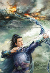 General Shi Lang by phoenixlu