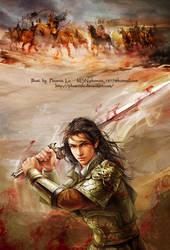 Ming warrior by phoenixlu