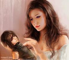 Fanaa's doll by phoenixlu