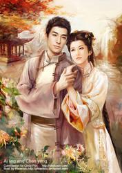 ai ling and chen yong by phoenixlu