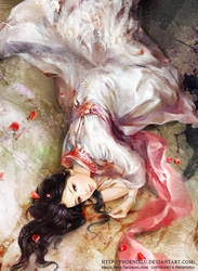 book cover by phoenixlu