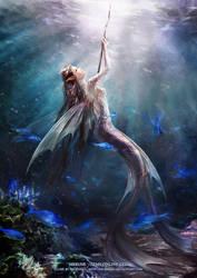 Merunes Fisher by phoenixlu
