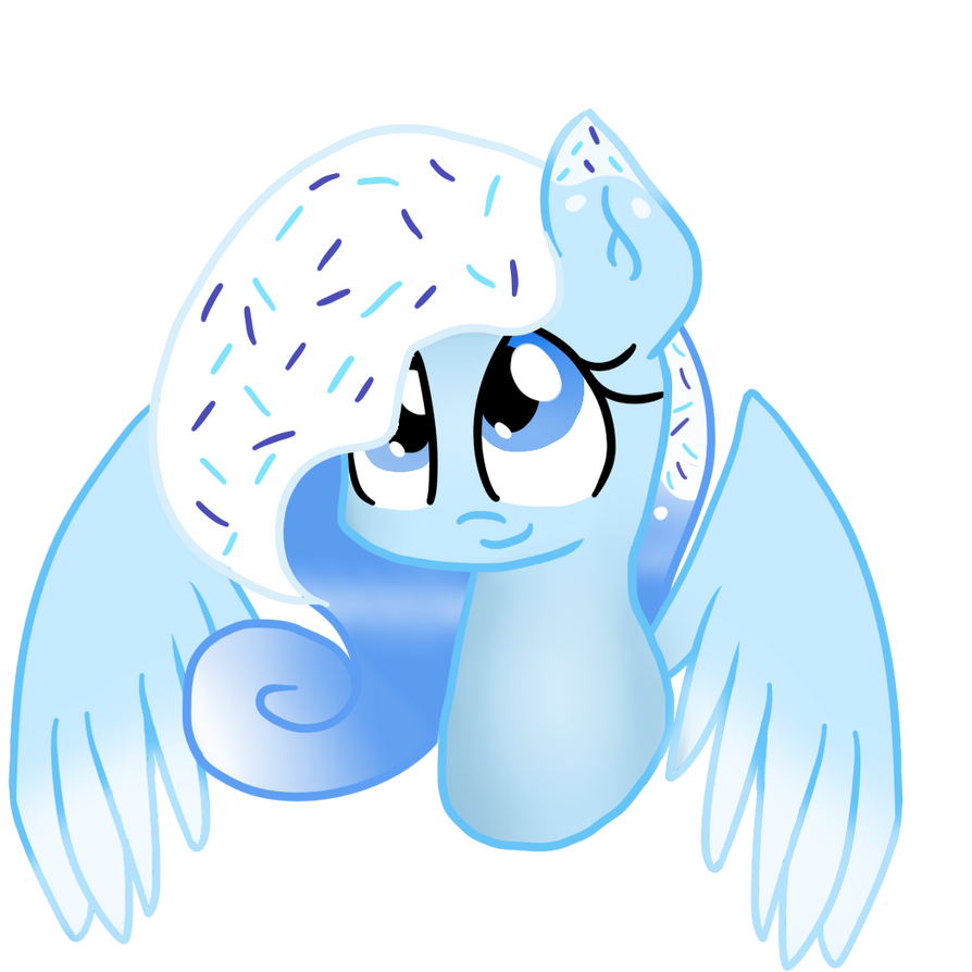 [COMMISSION - HeadShot] Sprinkle Splash by CandyAICDraw