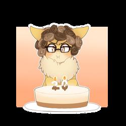 Happy birthday Ginja! by CandyAICDraw