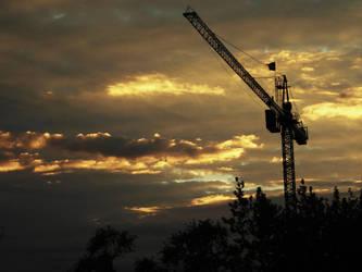 Crane by bwanot